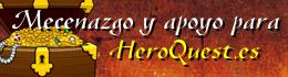 Mecenazgo HeroQuest.es